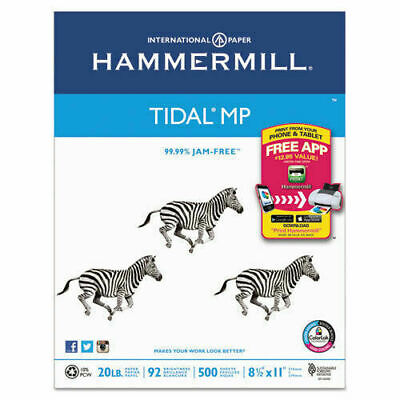 Hammermill Everyday Copy And Print Paper 92bright 20lb Letter 500 Shtsream