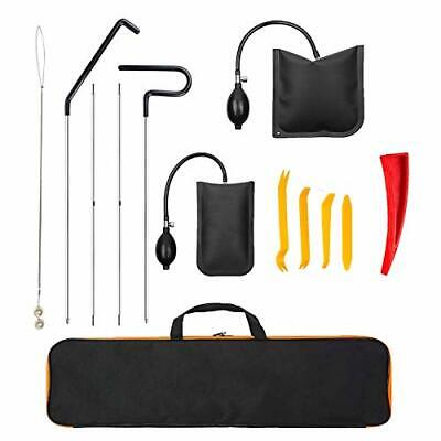 Professional Car Tool Kit With Entry Long Reach Grabber Air Wedge Non Marring