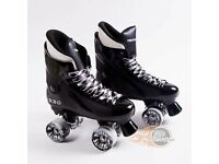 Ventro Pro Turbo roller skates roller derby size 6 quads indoor outdoor with box barely used