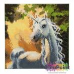 Crystal Art kit Sunshine Unicorn 30 x 30 cm