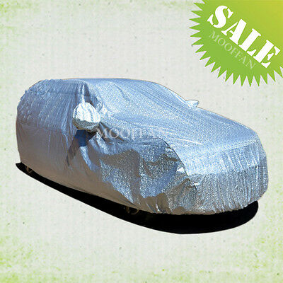 Deluxe Heavy Duty Waterproof Car Cover Suv Crossover Minivan Full Storage Mhsuv