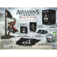 Assassin's Creed IV: Black Flag Limited Edition (PlayStation 3)