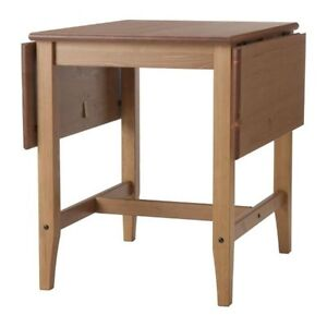 Ikea Leksvik drop leaf table