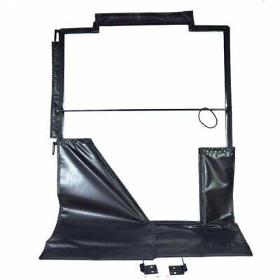 All Weather Enclosure Replacement Door Skid Steer Loaders 240 250 260