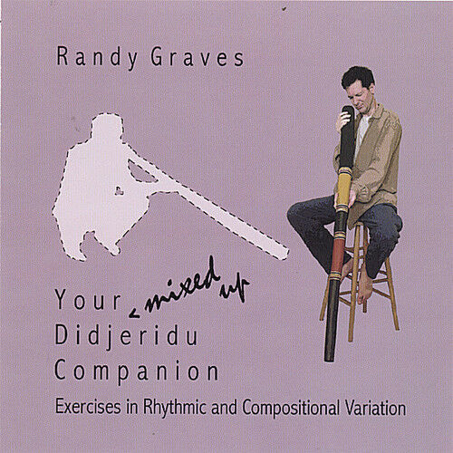 Randy Graves - Your Mixed Up [New CD]
