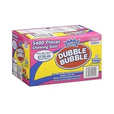 bubble gum vending machine business