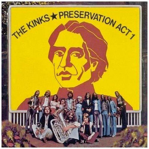 THE KINKS - Preservation Act 1 - Digitally Remastered - CD - NEU/OVP