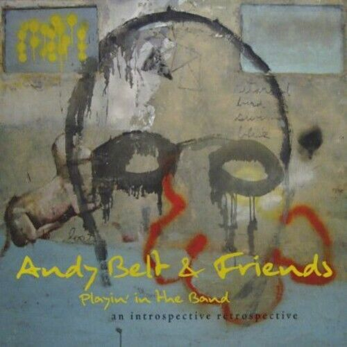 Andy Belt - Playin in the Band [New CD]
