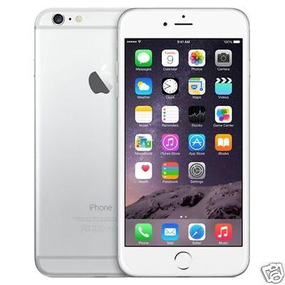 APPLE IPHONE 6 PLUS 64GB SILVER NUOVO GRADO A+++ °°SIGILLATO°° NO FINGERPRINT