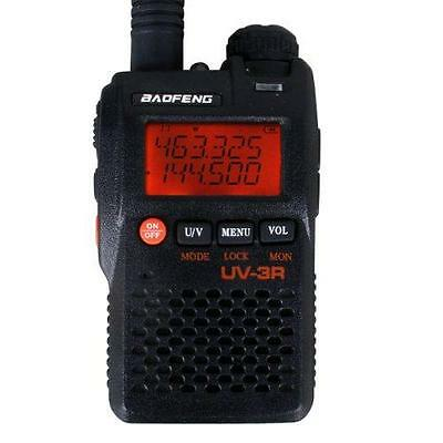 2012 USA Ship Baofeng UV-3R Mark II Dual Band VHF/UHF 136-174/400-470M Ham Radio on Rummage