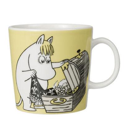 A Moomin cup might be treasure itself