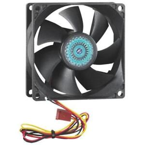 Insignia NS-PCF8050-C 80mm PC Case Cooling Fan  Black (New Other)