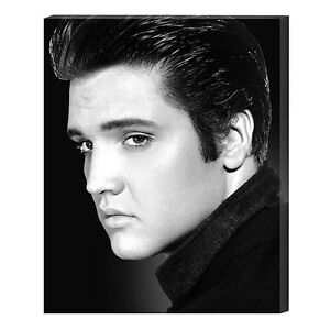 Elvis Canvas--Official Graceland Product
