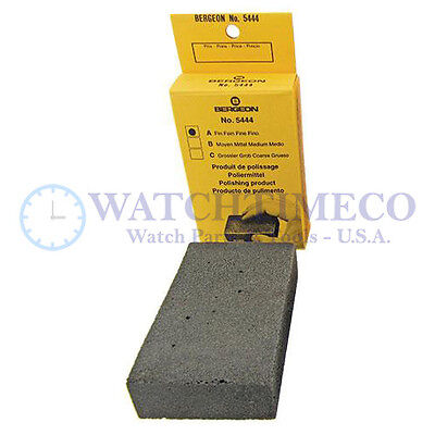 Bergeon 5444-A Polishing, Cleaning, Rust Removing Product for Metals (FINE)