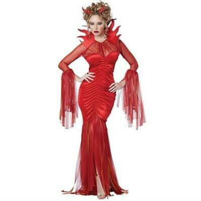 Devil Diva Costume (ADULT DEVILISH DIVA - FEMALE DEVIL)