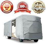Class C motorhome Cover