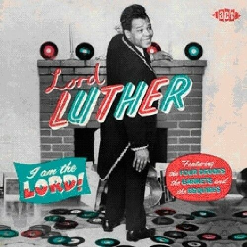 Lord Luther - I Am the Lord [New CD] UK - Import