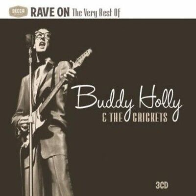 Buddy Holly  Buddy H   Rave On  Very Best Of  New Cd  Uk   Imp