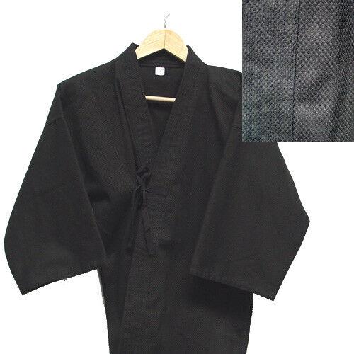 Kendogi / Aikido Kendo Jacke, schwarz 160-190cm