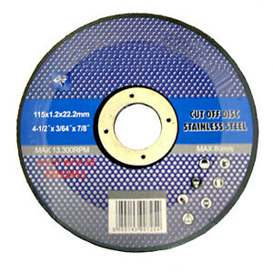 100x-4-1-2-THIN-STAINLESS-STEEL-METAL-CUTTING-DISC-FOR-ANGLE-GRINDER-4-5-115MM
