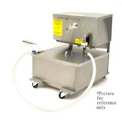 Frymaster Pf110 Portable Oil Fryer Filter With 110 Lb Oil Capacity