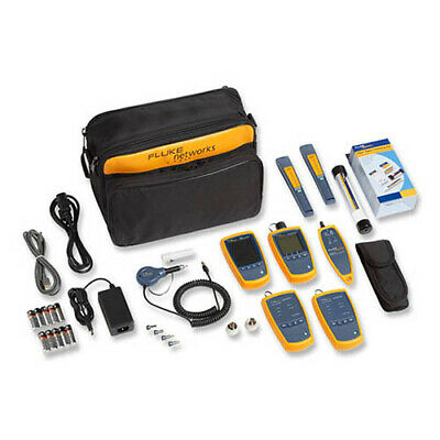 Fluke Networks Ftk1475 Fiber Optic Power Meter W Singlemultimode Kit