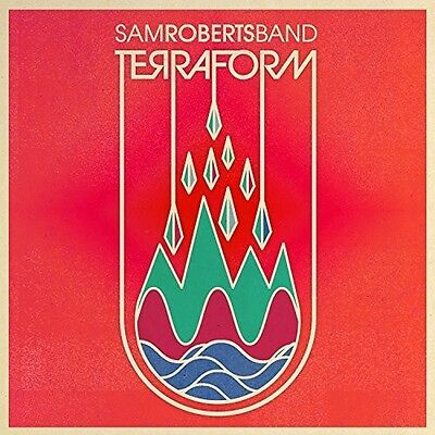 Sam Roberts Band   Terraform  New Vinyl