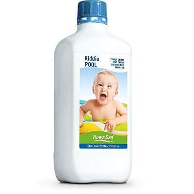 Chlorfreie Wasserpflege für Planschbecken und Pools Huwa-San Kiddiepool ()