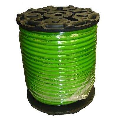 12 X 300 Sewer Jetter Hose 4000 Psi Green Solxswv