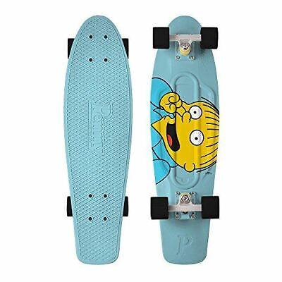LONGBOARD Line Green ABEC 7 skateboard NEUF