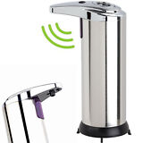 Touchless Motion Activated Soap Dispenser