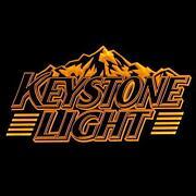 Keystone Light Sign