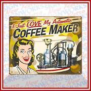 Vintage Coffee Maker NIB