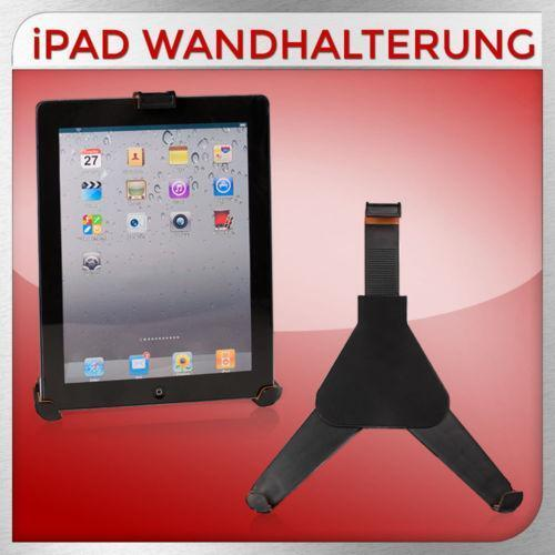 ipad 1 halterung ebay. Black Bedroom Furniture Sets. Home Design Ideas