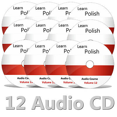 Learn to speak Polish - Complete Language Training Course on 12 AUDIO CDs 8