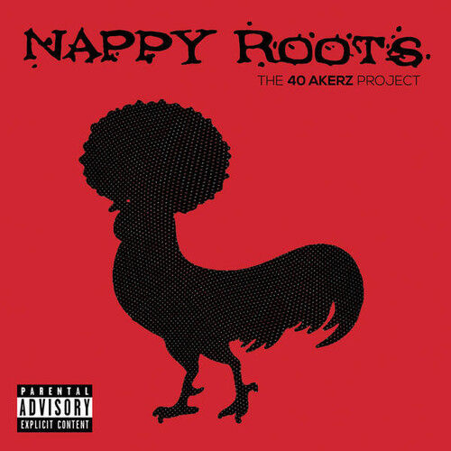 Nappy Roots - 40 Akerz Project [New CD] Explicit, Digipack Packaging