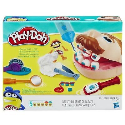 Play Doh Dentist Doctor Drill