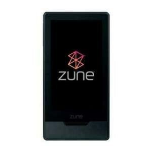 Microsoft Zune HD Black mp3 (16 GB) Digital Media Player