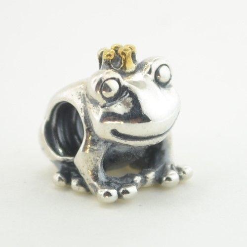 pandora frog charm ebay