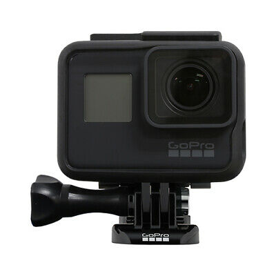 GoPro HERO7 Black 12 MP Waterproof 4K Camera - 12 Mp Black Camera