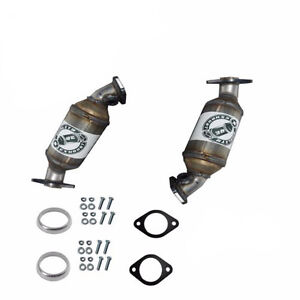 Catalytic Converter 2004-2007 Cadillac CTS 3.6L BOTH P/S, D/S