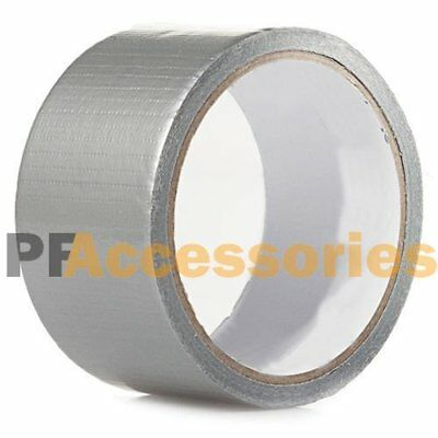 30 Ft X 1.88 Industrial Utility Craft Hardware Duct Tape Silver Roll