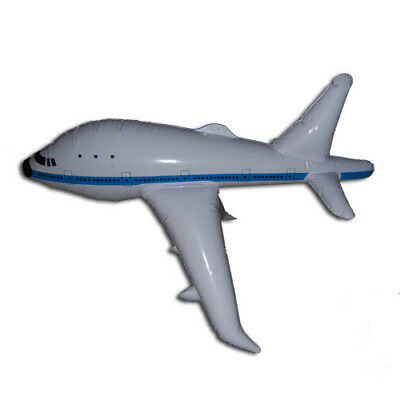 Large Inflatable 747 Jet [white/blue 2ft -