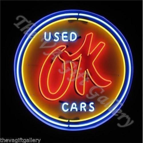 Used Lighted Business Sign Ebay