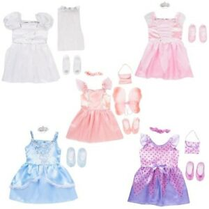 GIRLS - DREAM DAZZLERS 5-1 DRESS UP SET - LIKE NEW