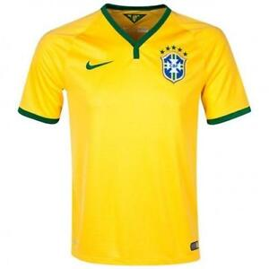 0d2e267b4 Brazil Football Shirts