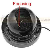 1/3'' SONY CCD 540TVL Dome Camera