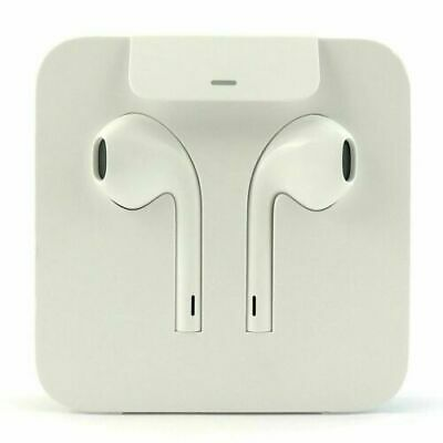 Apple iPhone 11 pro, iPhone 7 Plus, iPhone X XS XR EarPods Headphones EarPhones