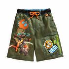Disney Boys' Boxer Trunks Size 4 and Up