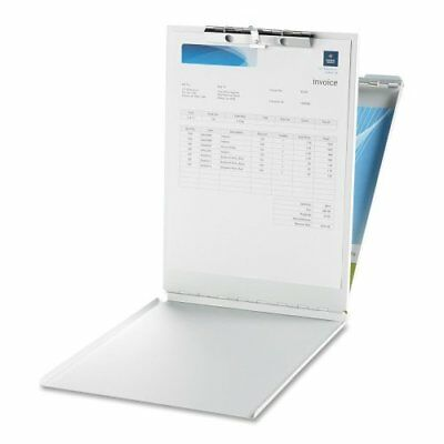"""Business Source Form Holder Storage Clipboard - 0.50"""" Capacity - Top Opening -"""